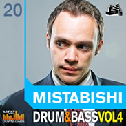 mistabishi_Drum&Bass_Vol4
