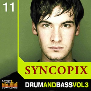 loopmasters Syncopix Drum n Bass vol3