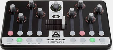 Novation Nocturn Review
