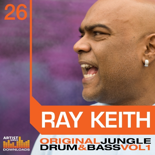 Loopmasters Ray Keith