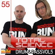 Total Science Drum & Bass Vol.5